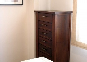 Cajonera comoda madera pino macizo dormitorio carpinteria - Cajoneras para ropa ...