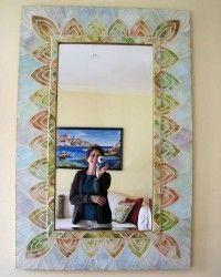 Decorar El Marco De Un Espejo Eroski Consumer - Decorar-marco-fotos