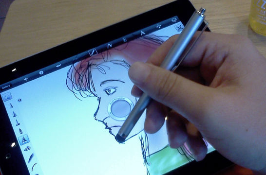 Aplicaciones para dibujar en el ipad eroski consumer for Programas para dibujar