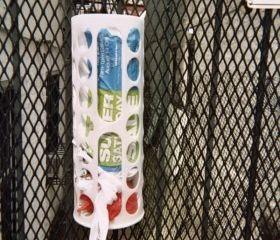 Guardar y reutilizar las bolsas de pl stico eroski consumer - Guardar bolsas plastico ...