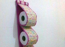 Soportes con estilo para el papel higi nico eroski consumer for Accesorios para bano papel higienico