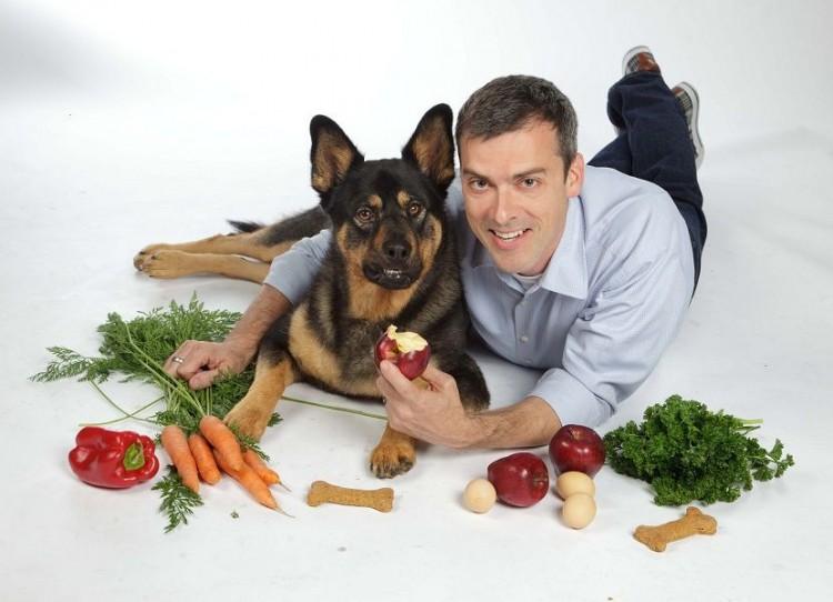 Helados para perros