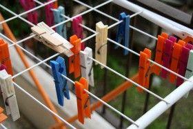 Consejos para sacar el mayor partido a los tendederos para for Tendedero de ropa interior