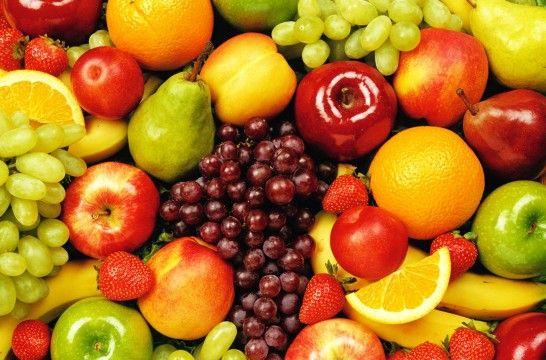 Frutas y verduras qu nos dicen los colores sobre ellas