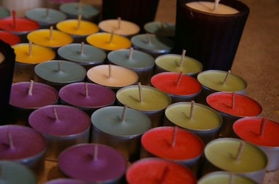 C mo hacer velas artesanales eroski consumer - Como hacer velas en casa ...
