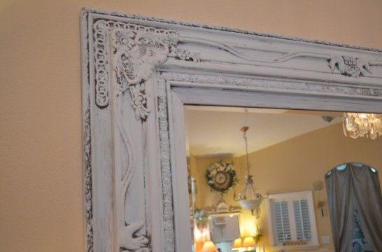 Los mejores sitios para los espejos en casa eroski consumer - Como colocar un espejo encima de un aparador ...