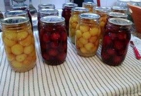 C mo elaborar fruta en alm bar eroski consumer - Como hacer melocoton en almibar ...
