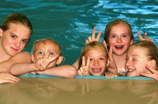 Ahogamiento de ni os en piscinas primeros auxilios para for Piscinas desmontables eroski