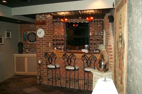 Una cocina con estilo de bar eroski consumer - Barras de bar para cocinas ...