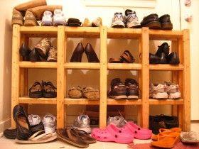 muebles zapateros mantener el orden y proteger el calzado