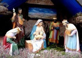1a60f11b739 Imagen  Manuel Martín Vicente. Los belenes son una de las costumbres  navideñas ...