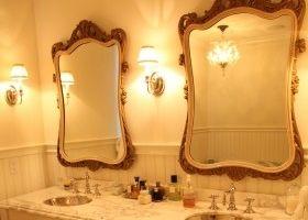 Iluminar el espejo del cuarto de ba o eroski consumer - Focos para espejos de bano ...