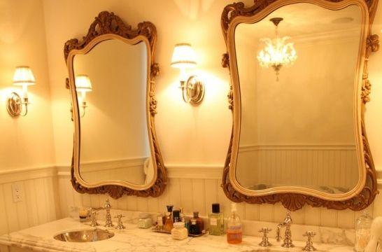 Iluminar el espejo del cuarto de baño | EROSKI CONSUMER