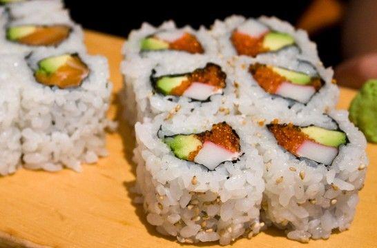 C mo hacer arroz para sushi eroski consumer for Como hacer arroz para sushi