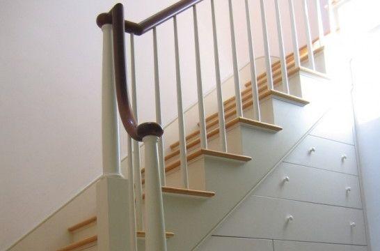 Escaleras Con Estilo Para Ganar Espacio En El Hogar