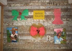 Decorar con cuadros el cuarto de ba o eroski consumer - Cuadros para el cuarto de bano ...