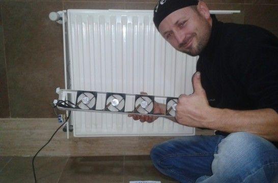 Mejora radiador calefacci n eroski consumer - Radiador agua calefaccion ...