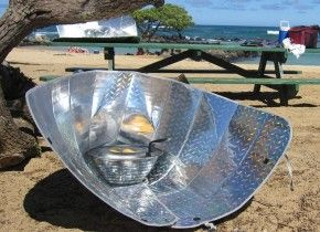 Horno solar cocinar con la energ a del sol eroski consumer for Cocinar con 20 soles