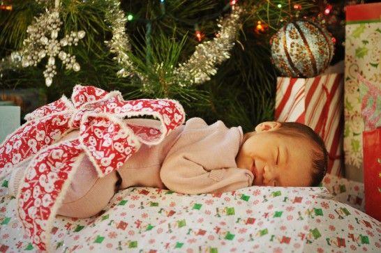 navidad con un recin nacido claves para organizarse