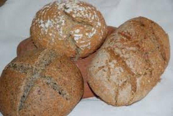 Pan integral de trigo eroski consumer - Harina integral de trigo ...