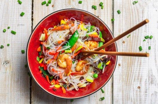 c mo cocinar fideos chinos eroski consumer