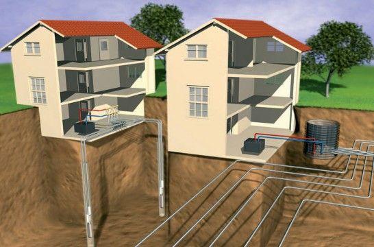 Geotermia: energía barata y ecológica en los hogares