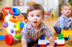 Juegos Y Juguetes Para Ninos De 1 A 3 Anos Eroski Consumer