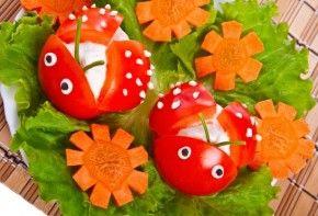 Comida pr ctica para ni os en vacaciones de todo un poco for Cocina divertida para ninos