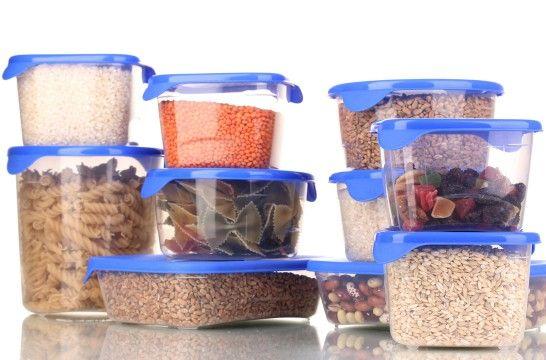 Envases pl sticos y microondas no todos son aptos for Taper de comida