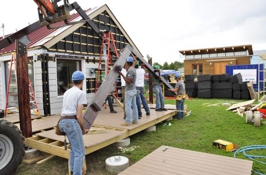 Viviendas prefabricadas ventajas e inconvenientes - Legislacion casas madera ...