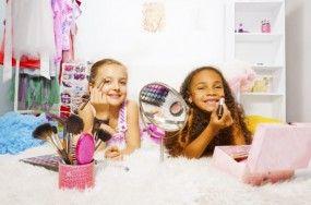 Maquillaje para niños: consejos y precauciones de uso ...