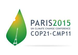 Logotipo de la Cumbre del Clima de París, COP21.