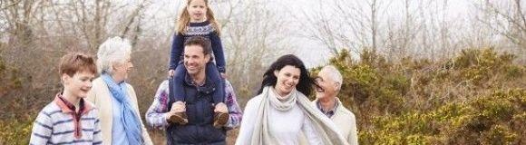 Mantente activo en Navidad: ocho consejos saludables para las fiestas