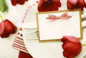 C mo preparar una cena rom ntica eroski consumer - Cena romantica ligera ...