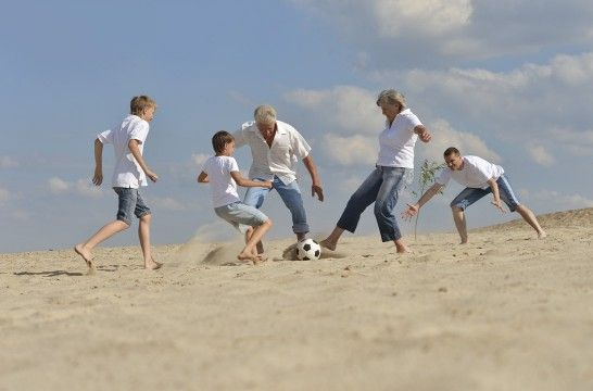 Fomentar la actividad física, una cuestión de salud