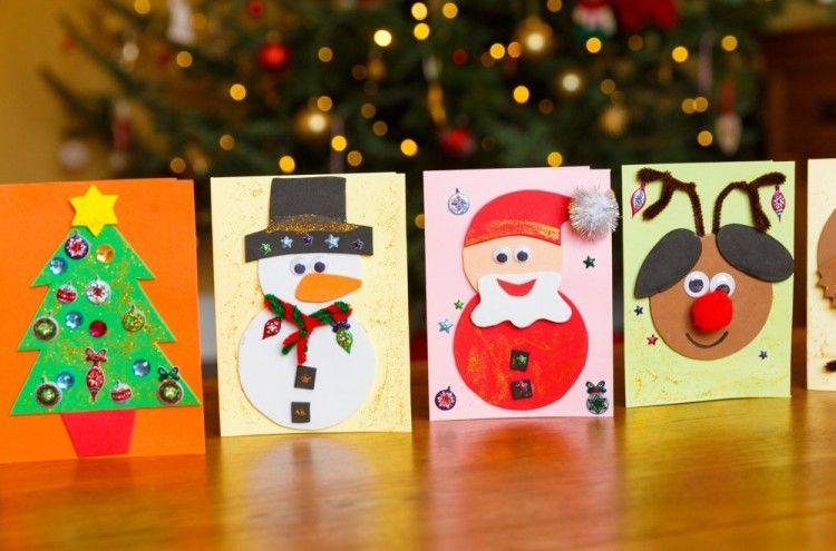 6 aplicaciones y webs para crear felicitaciones de navidad - Tarjetas de navidad faciles ...