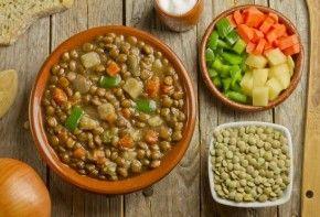 El tiempo de cocci n de las lentejas eroski consumer for Formas de cocinar lentejas