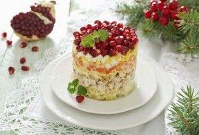 El gourmet urbano las mejores ensaladas de navidad - Primeros platos navidenos ...
