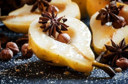 3 postres con frutas de invierno