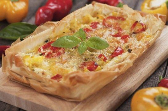 5 recetas deliciosas con masa filo