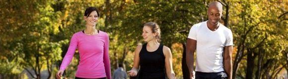 El reto: andar 10.000 pasos cada día