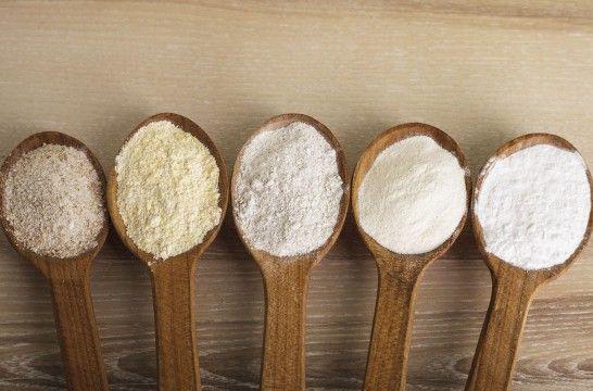 ¿Qué harina usar?
