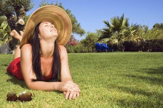 Primavera: cómo protegerse de los primeros baños de sol