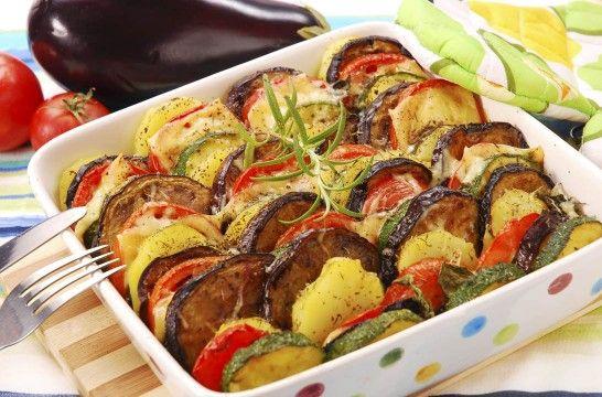 Secretos para hacer verduras al horno
