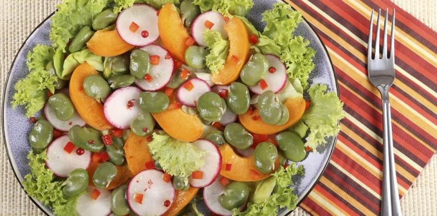 Cinco ensaladas de verano