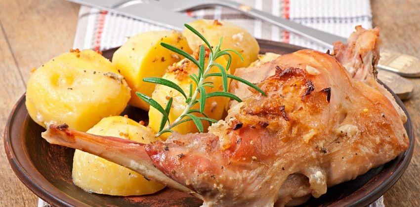 Conejo: recetas diferentes y fáciles para hacer en casa