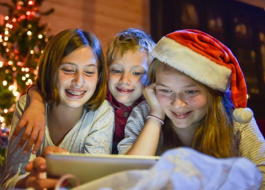 ¿Cómo elegir los regalos tecnológicos de los niños con seguridad?