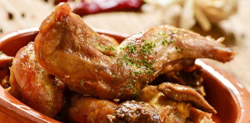 Carne de conejo: la gastronomía tradicional también es saludable