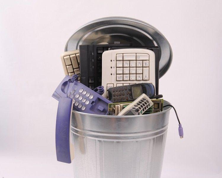 Cómo reducir su basura electrónica? | EROSKI CONSUMER