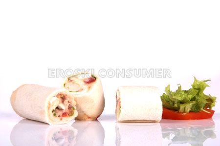 receta de rollito de pan de molde con ensaladilla rusa